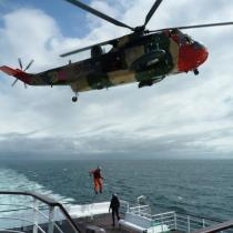 ministry of Defence- Seaking