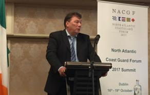 NACGF summit meeting 2017 Dublin©Secretariaat Kustwacht