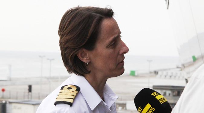 Scheepvaartbegeleiding -Kapt Gyssens
