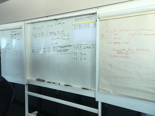 PréGuardex oefening 25 en 26 april 2018