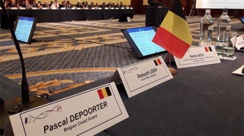 European Coast Guard Functions Forum®SecretariaatKustwacht