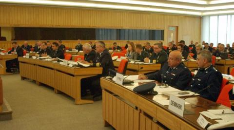 Plenary Meeting European Coast Guard Functions Forum 2016