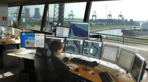 Opérateur du trafic maritime