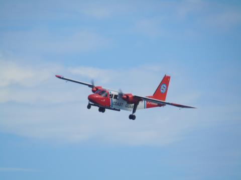 Surveillance airplane MUMM